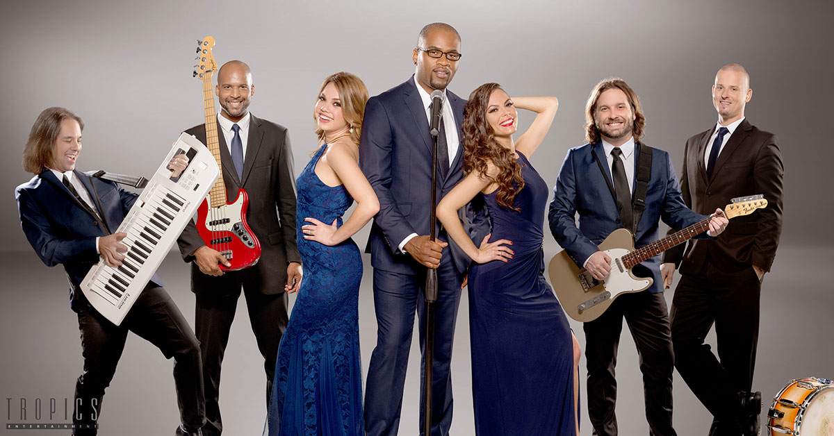 Wedding cover bands in New York